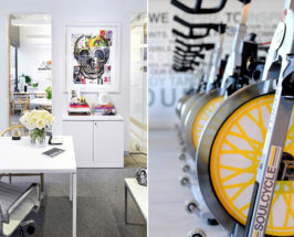 A Working Day: In + Out Of The Office With Soulcycle Founders Julie + Elizabeth