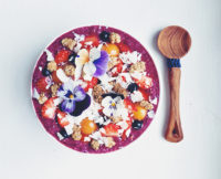 Waking Up In Helsinki: A Blueberry Breakfast Bowl From Anniskk