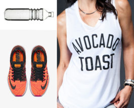 5 Easy Pieces: Hit The Gym In Our White-On-White Summer Uniform