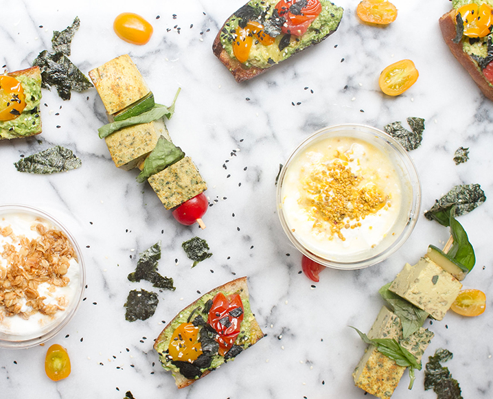 Make Dig Inn's Delicious Brunch Brochettes This Weekend