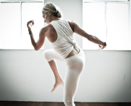 Class In Session: Inside The Bootcamp-Yoga-Therapy Sesh That's Got NYC Hooked