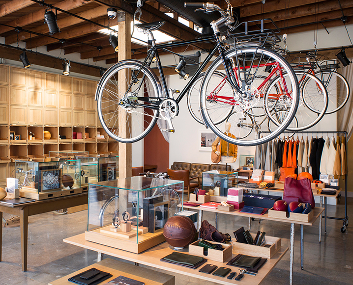 Inside The New Shinola Silver Lake: Fresh-Pressed Juice + Drool-Worthy Leather Goods