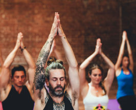 Yoga Matters With Chad Dennis of Wanderlust Hollywood