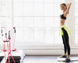 One Two Punch: Try This ModelFIT Boxing Move + Replenishing Coconut-Infused Nut Milk