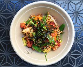 L.A. Bite Of The Month: Orsa & Winston's Burrata + Nori Bowl