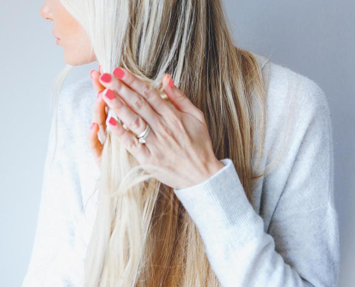 Kitchen Counter Beauty: A Detoxifying Carrot Coconut Hair Mask