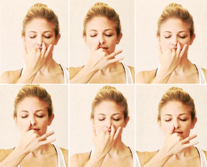 alternate nostril breathing ayurveda