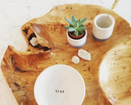 It's All On The Table: In The Studio with Amanda Shine Of The Setting NYC
