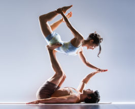 Relationship Goals: Meet Bryce Yoga, The Brangelina Of the Yoga World