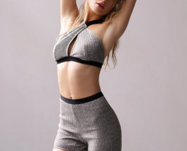 Leather + Lace:  6 Runway-Inspired Fitnesswear Picks For Fall