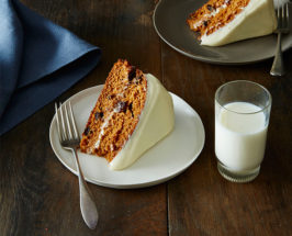 The New Fall Cake: Tomato Soup Spice Cake with Cream Cheese Frosting