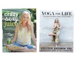 On My Bookshelf: 7 Inspiring Must-Read Books According To Kris Carr