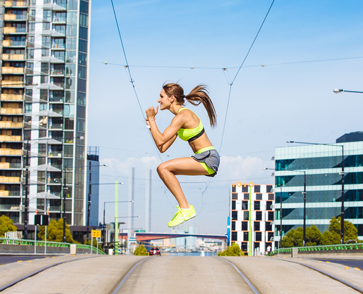 This Girl Is On Fire: Why Kayla Itsines Is Instagram's Favorite Trainer