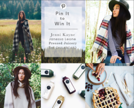 First Glance: Win Our Pinterest Contest + Jenni Kayne's New Holiday Catalogue