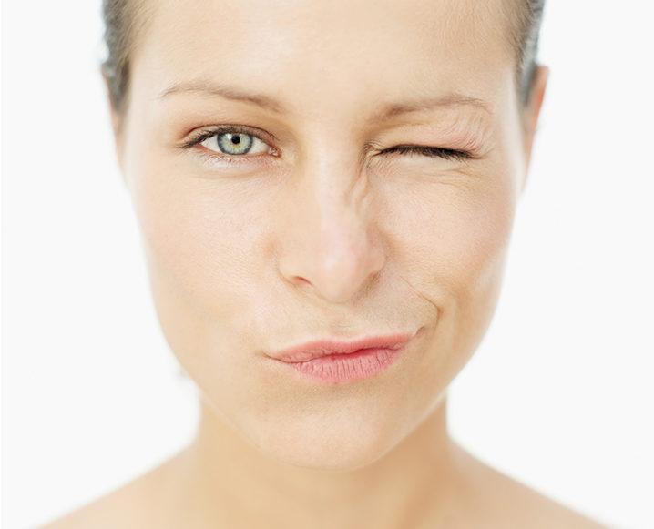 acupressure eye massage