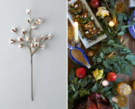 6 Ideas For The Thanksgiving Table That Don't Involve Pumpkins