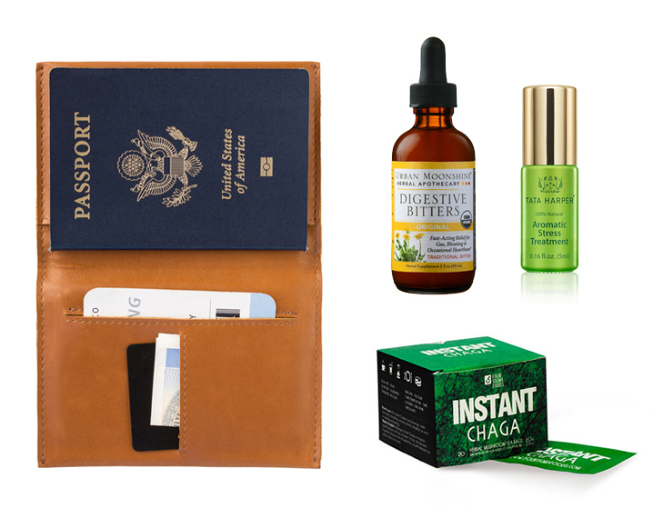 In Our Travel Kit: 9 Cool Wellness + Immunity Essentials