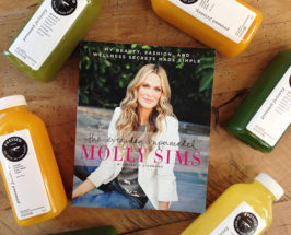 Superfood, Supermodel: Why Juice Cleanse According To Molly Sims