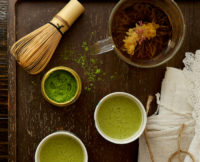 Matcha Love: The Zen Smoothie We're Drinking Each Afternoon
