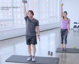 Eat Clean, Train Dirty: Class in Session with The People's Bootcamp NYC