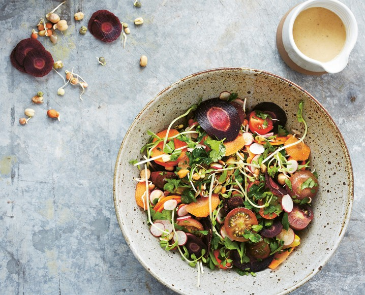 From Lentils To Squash: 10 Salad Recipes That Aren't Boring