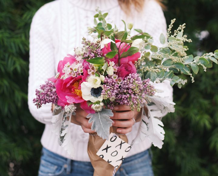 One Bouquet, Three Ways: Gorgeous Bouquets For Each of Your Valentines