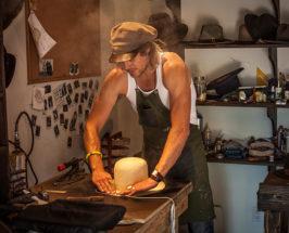 The Hatmaker: Inside The Venice Studio with Nick Fouquet
