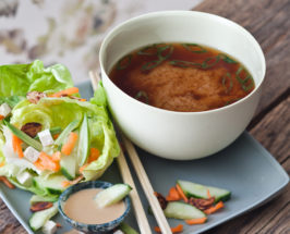 3 Easy Japanese Recipes + Why They're Great For Your Health