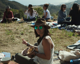 A Workshop In The Clouds: Breathwork + Tonics In Topanga Canyon