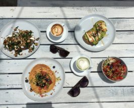 L.A. Bite of the Month: Avocado Cream Pancakes at Bondi Harvest