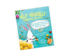 The Adorable Cookbook That Has Kids Excited to Eat Veggies