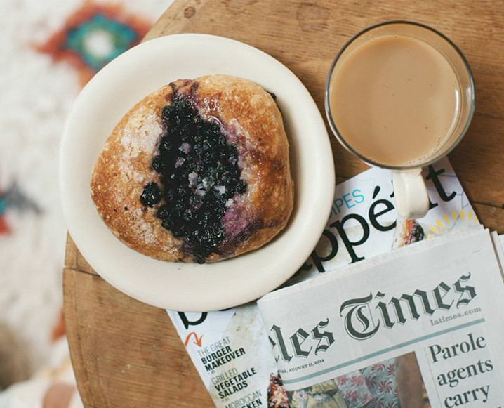 chai tea recipes with pastry newspaper