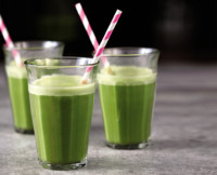 This Coconut-Kale Smoothie Will Change The Way You Cardio