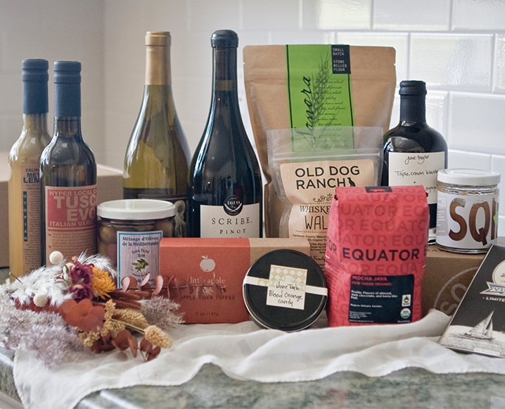 holiday gift box delivery