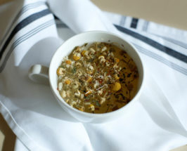 Make This Herbal Infusion For Better Immunity