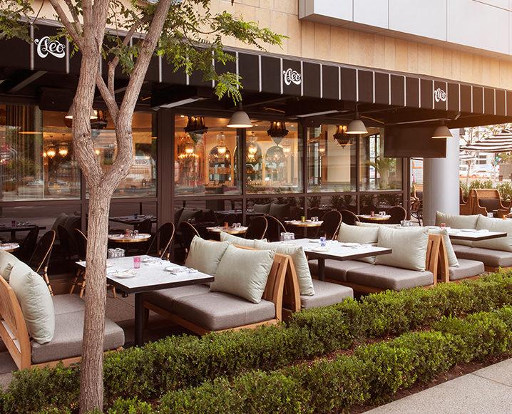 LA restaurant design