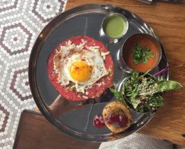 NYC Bite of the Month: Fermented Lentil Pancakes at Pondicheri