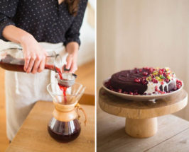 Botanica's Chocolate Beet Cake + The Strawberry Tea We Can't Quit