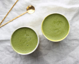 How To Make Green Power Milk For Afternoon Energy
