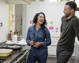 20 Cooking Secrets from Inside Ayesha Curry's Kitchen