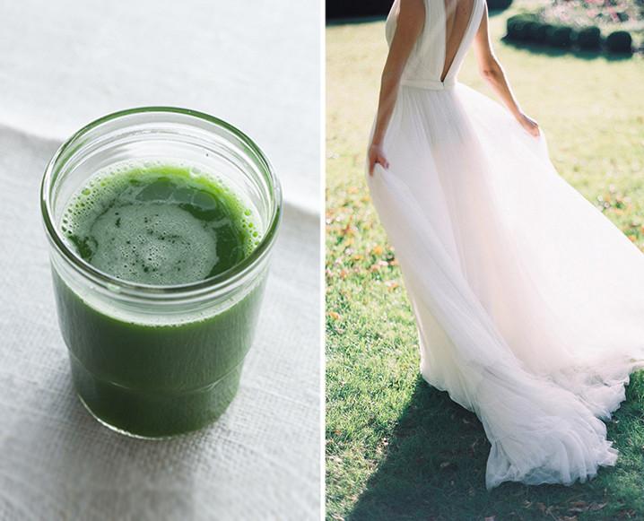 One Celeb Nutritionist's Healthy Wedding Day Diet