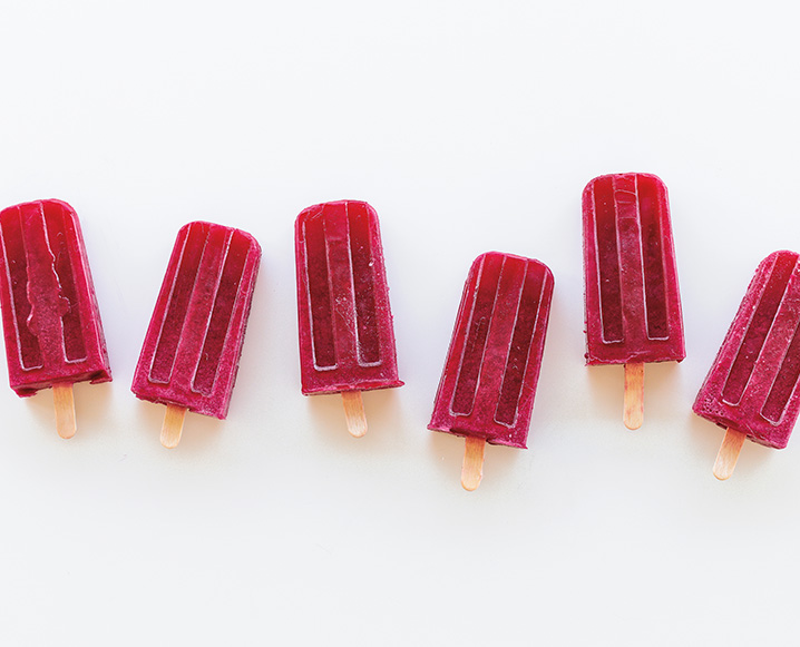 healthy Popsicle recipes