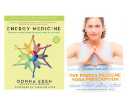 energy medicine book covers