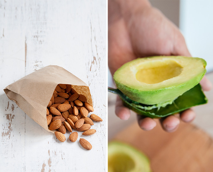 college wellness healthy snack guide