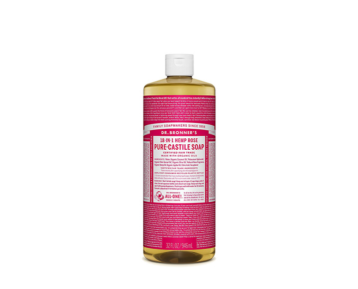 Dr Bronners Rose
