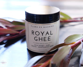 Royal Ghee flora ex machina