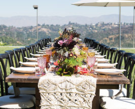 How You Glow dinner party with goop for mama and tata la launch