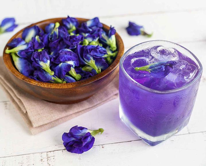 Butterfly Pea tea health benefits