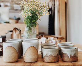 EMK Ceramics mugs and cups