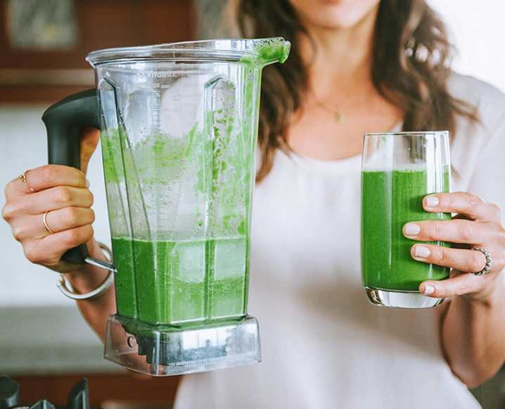 green smoothie in blender Important Stories of 2018
